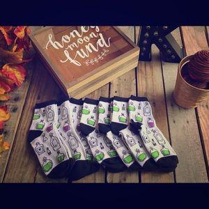 Seven Pair of Love ❤️ Potion Socks 🧦
